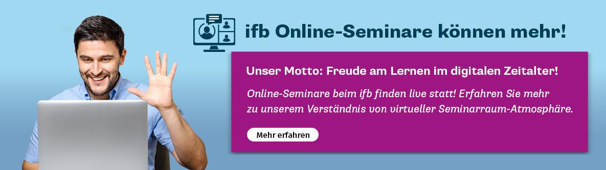 ifb Online-Seminare
