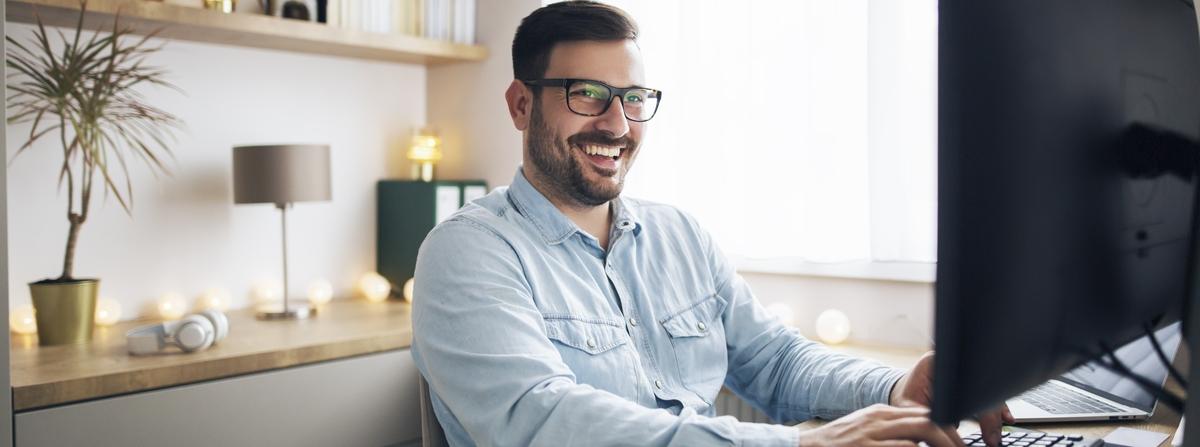 Home-Office: Neuer Trend zu Hybrid-Arbeitsplätzen